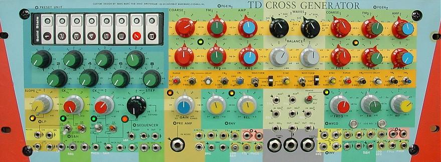 Td Cross Generator